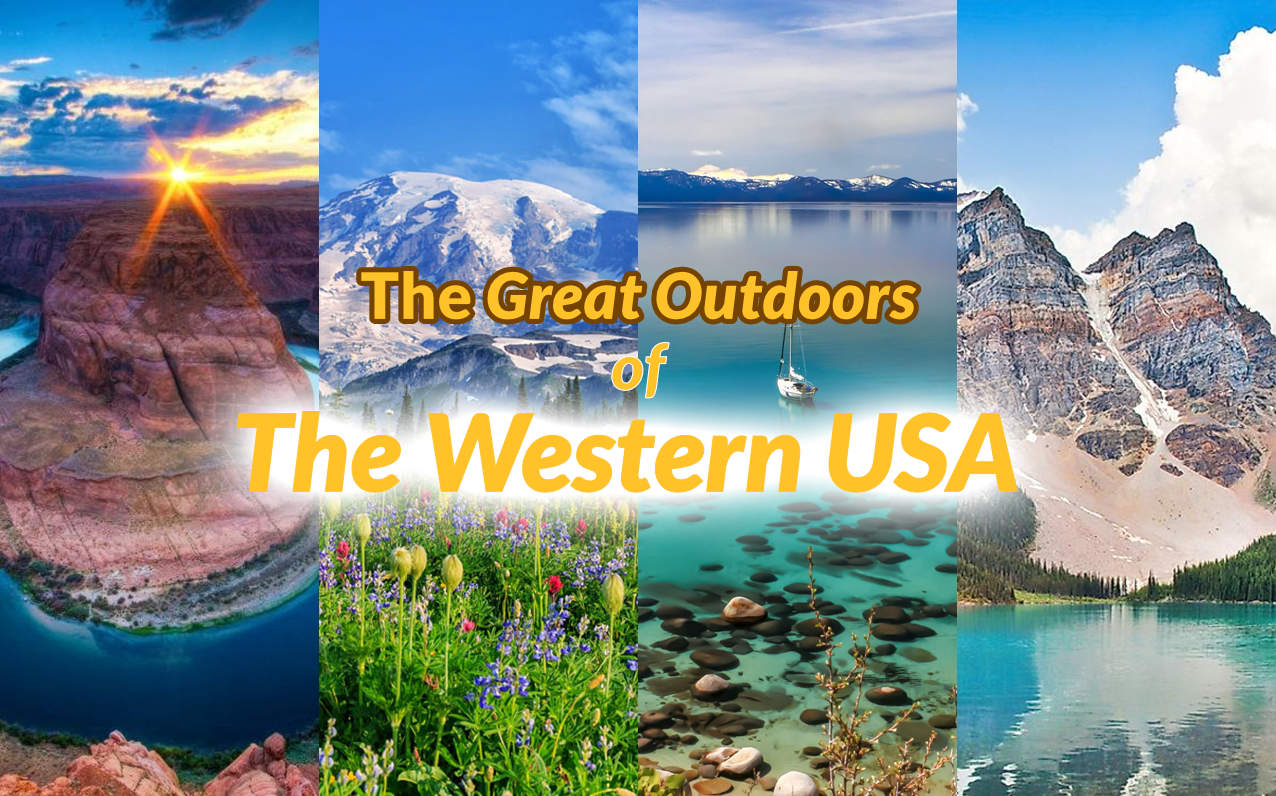The Great Outdoors of Western USA