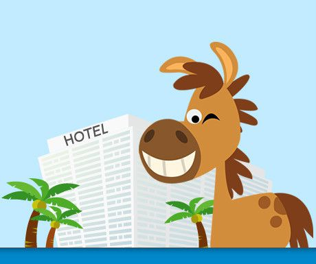 Cheapest hotel booking site