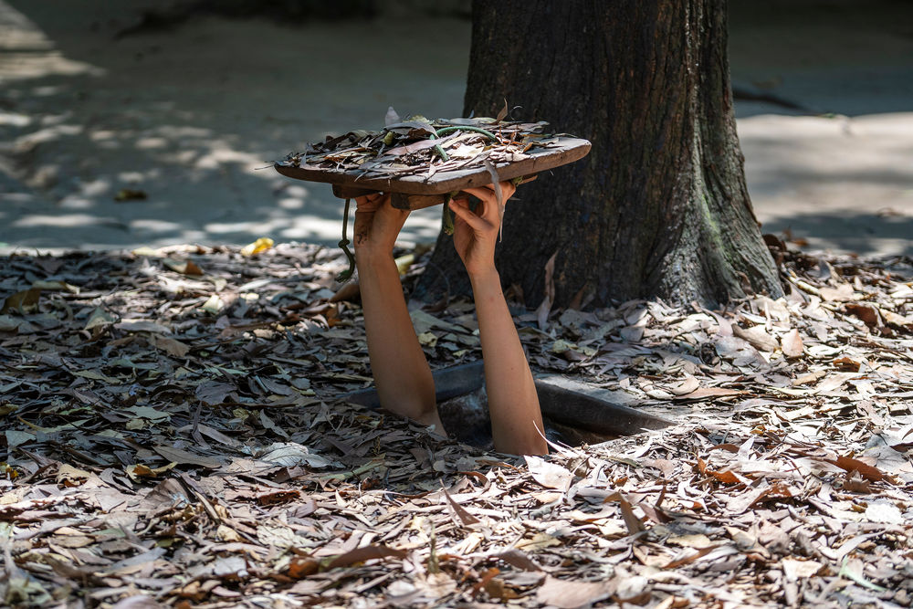 Cu Chi Tunnels Places to Visit in Ho Chi Minh