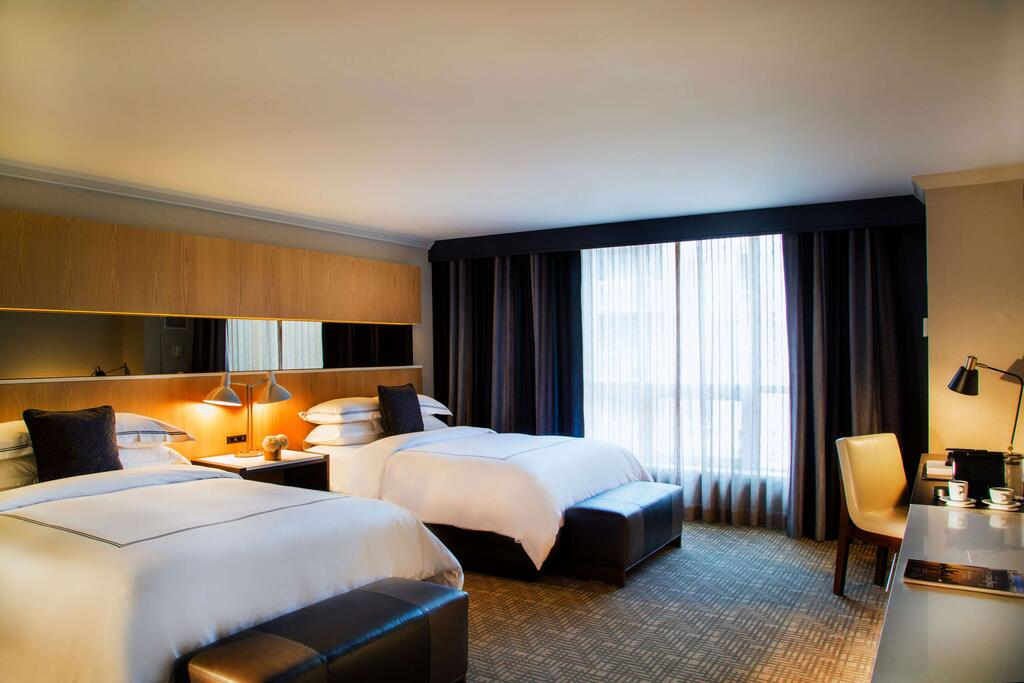 Studio Suite with Two Queen Beds The Yorkville Royal Sonesta Hotel Toronto