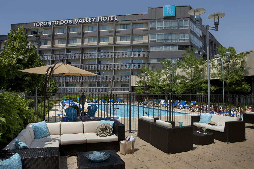 Don Valley Hotel and Suites Valley Hotels in Toronto