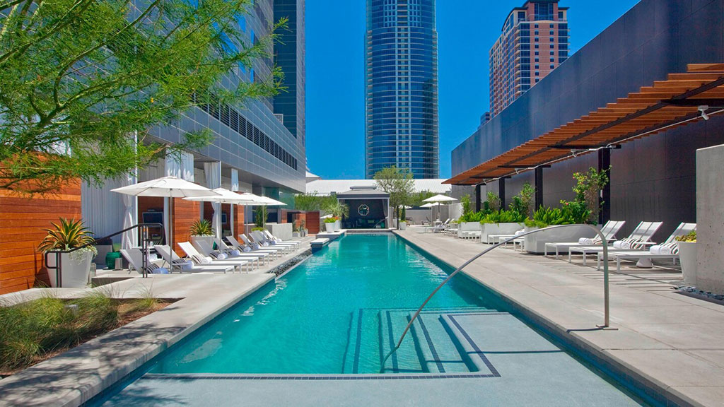 W Austin Outdoor Pool Hotels in Texas