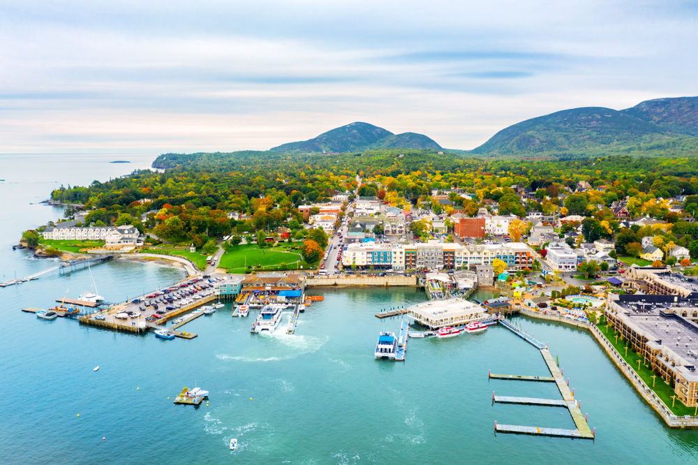 Bar Harbor, Maine Valentine's Day Ideas in the USA