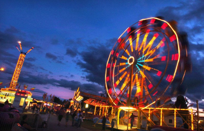 The Vermont State Fair
