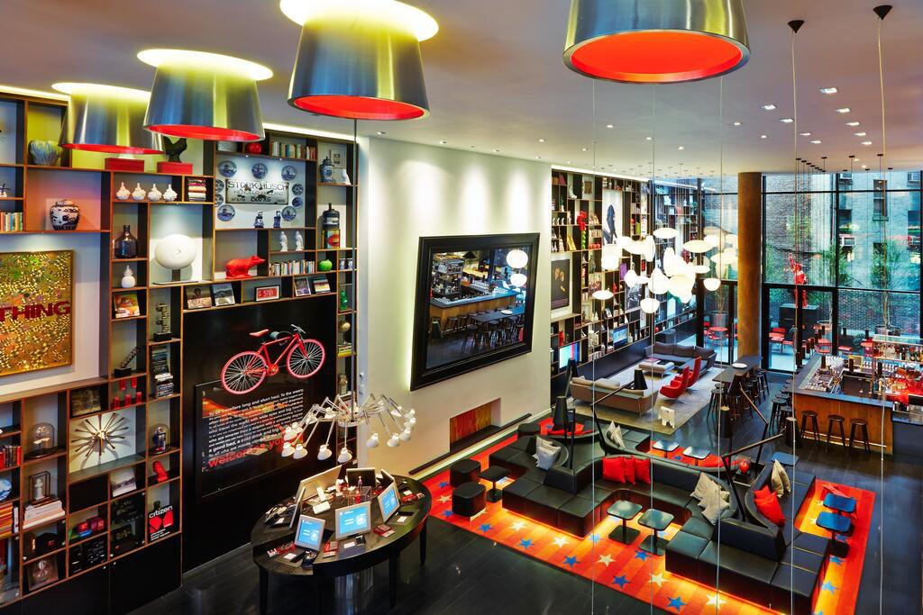 citizenM Times Square Great New York Hotels