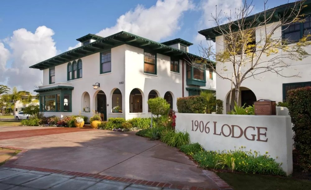 1906 Lodge Boutique Hotels in San diego