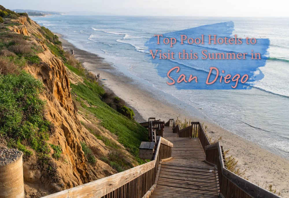 Cardiff by the Sea, California, north of San Diego on the Pacifi