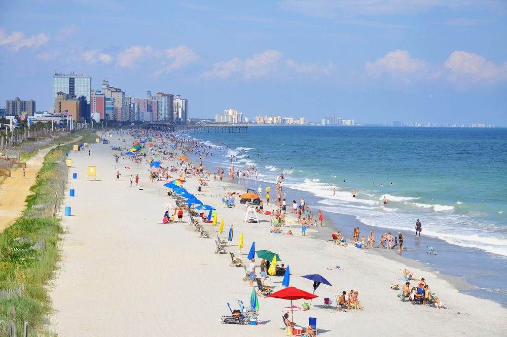 Myrtle Beach, South Carolina Things To Do in Myrtle Beach