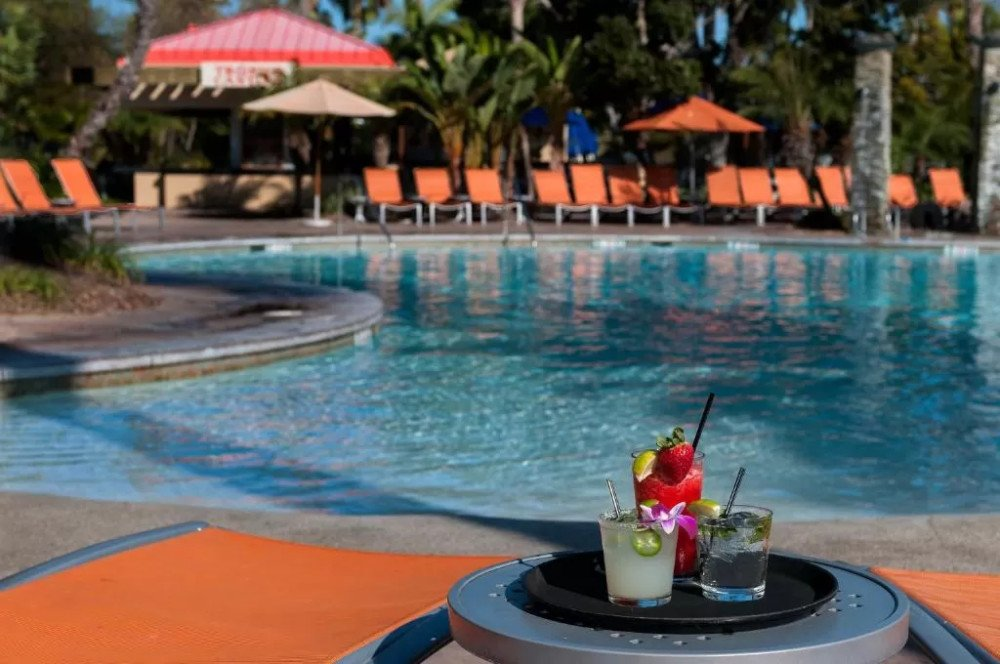 Paradise Point Resort and Spa Pool Hotels in San Diego