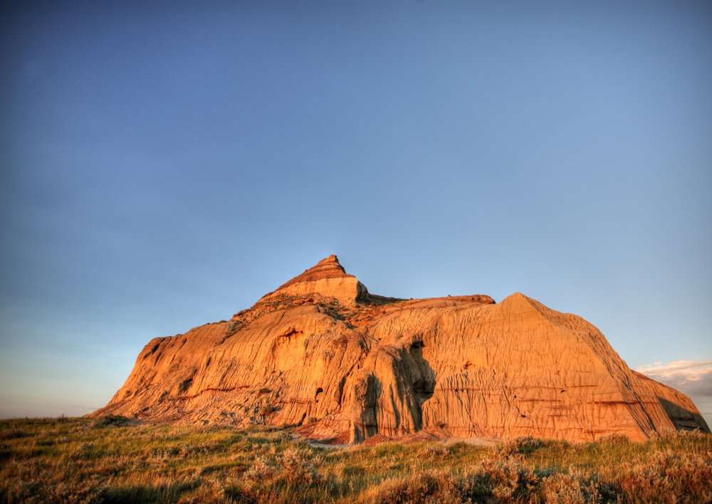 Big Muddy Badlands and the Outlaw Trail