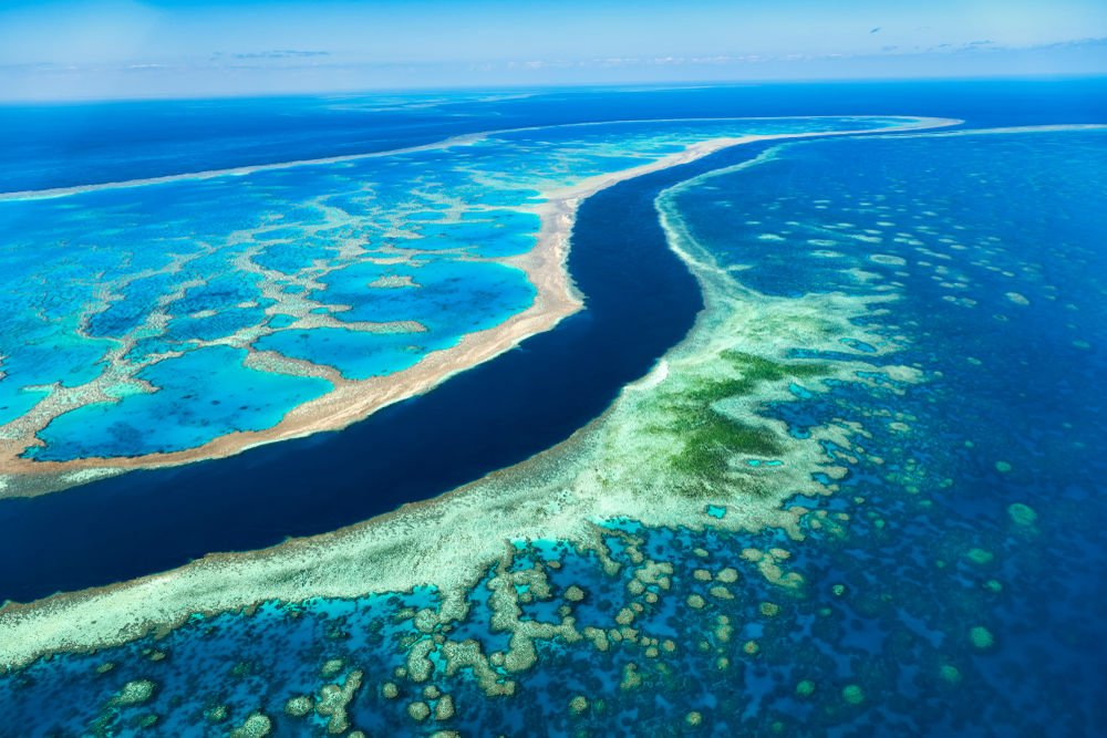 Great Barrier Reef Places to visit in Australia