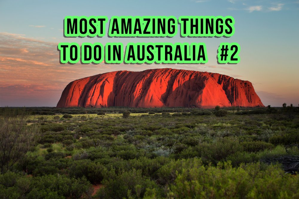 things to do in Australia cover