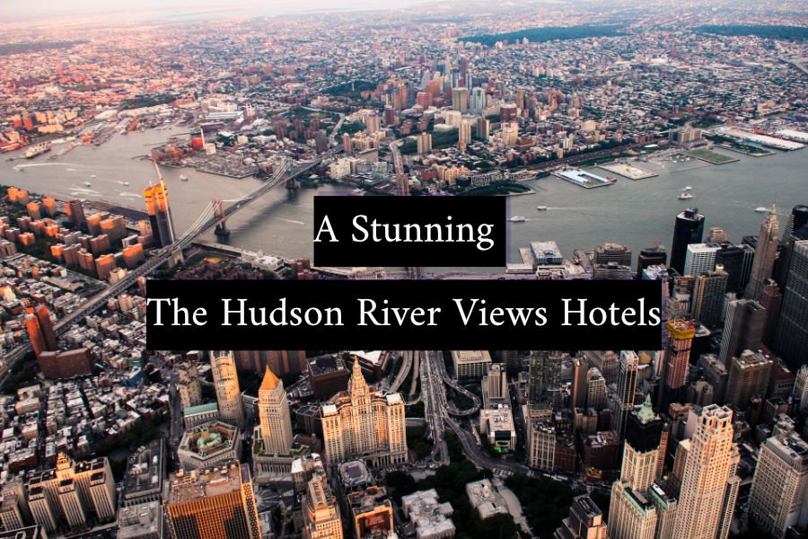 HUDSON RIVER VIEW COVER