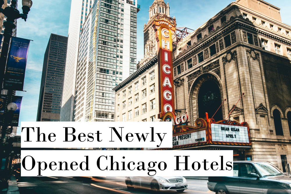 newly opned hotels in chicago Photo by Sawyer Bengtson on Unsplash