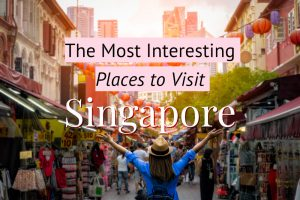 places to visit in SG