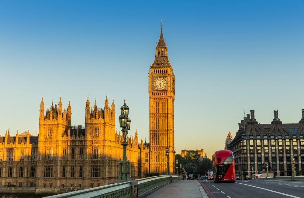 famous clock Big Ben Places to visit in London
