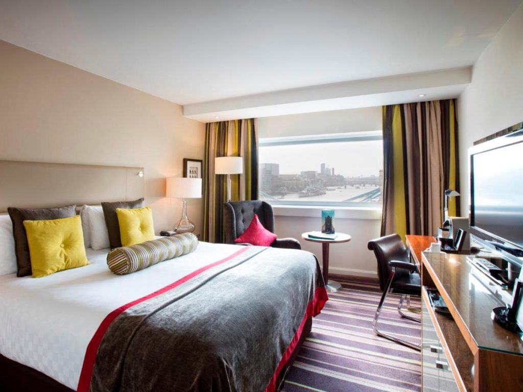 Executive Double Room - The Tower Hotel