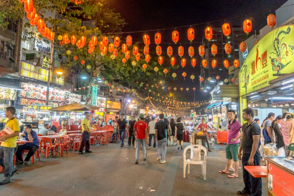 """""""Jalan Alor - Kuala Lumpur"""" by IQRemix is licensed under CC BY-SA 2.0"""