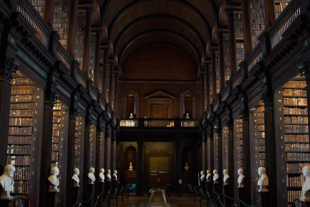 """""""Trinity College"""" by J.Salmoral is licensed under CC BY-NC-ND 2.0"""