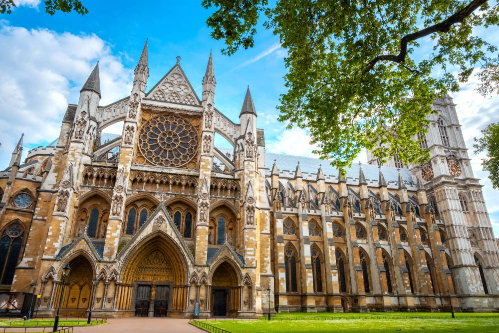 Westminster Abbey - Collegiate Church of St Peter at Westminster