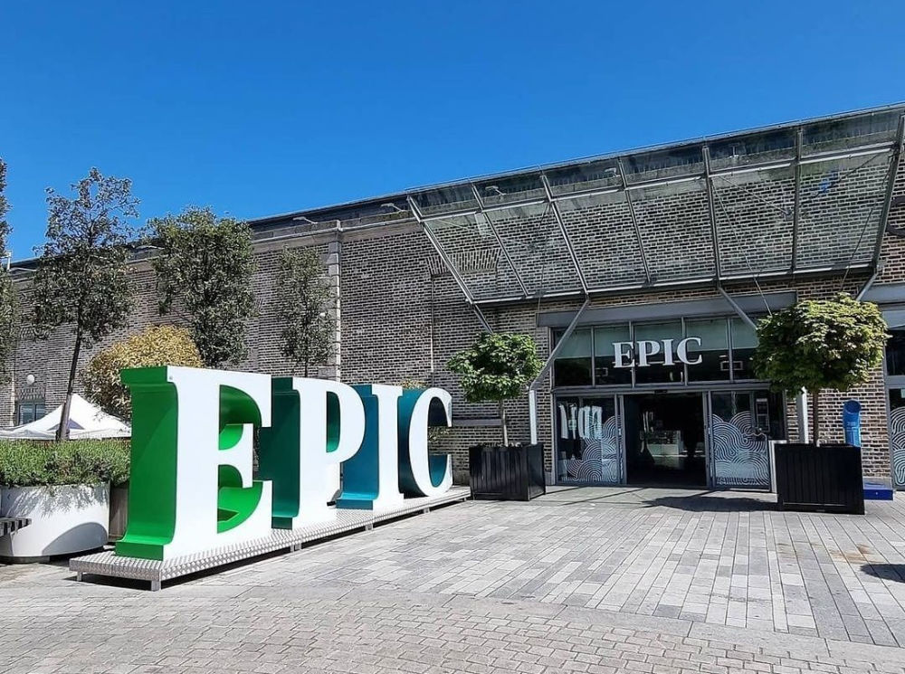 The Irish Emigration Museum | Photo by EPIC The Irish Emigration Museum's Facebook