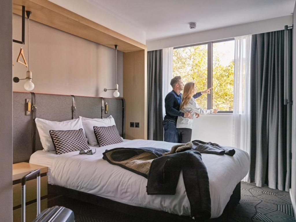 Standard Double Room - Assembly Hotel budget-friendly hotels in London